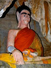 Buddha in Caves